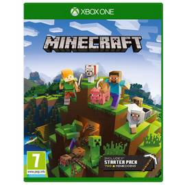 Minecraft Bedrock Starter Collection Xbox One Game