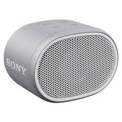 Sony SRS-XB01 Compact Water Resistant Wireless Speaker with Extra Bass - White Best Price and Cheapest
