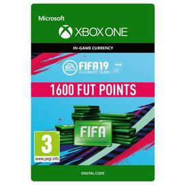 FIFA 19 Ultimate Team - 1600 Points Xbox One Receipt Code