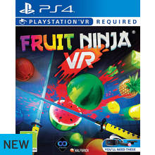 Fruit Ninja VR PS4 Game
