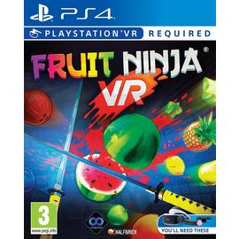 Fruit Ninja PS VR Game (PS4)