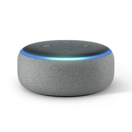 Amazon Echo Dot - Heather Grey