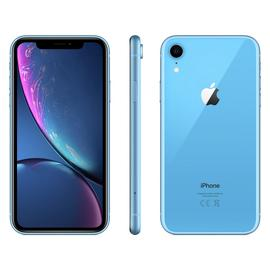 Sim Free iPhone XR 64GB Mobile Phone - Blue