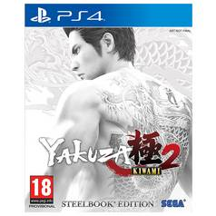 Yakuza Kiwami 2 PS4 Game