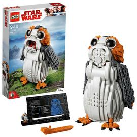 LEGO Star Wars Porg Toy Building Set - 75230