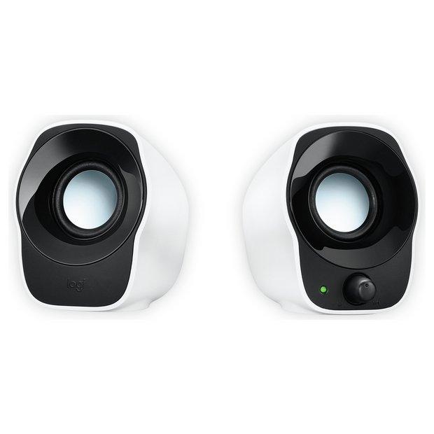 Logitech Z120 2.0 Speaker Set - Silver