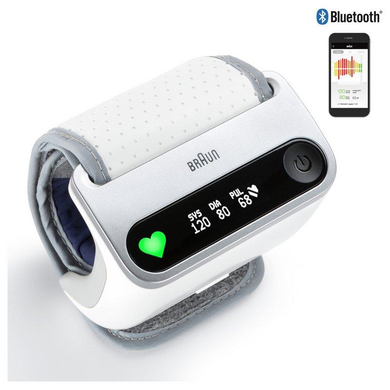 Braun iCheck7 Blood Pressure Monitor from Argos