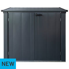 Arrow Versa Metal Storage Unit - 5x3ft Best Price, Cheapest Prices