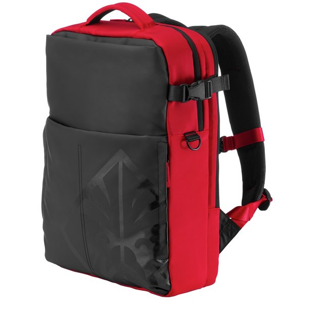 05cdcc682929 Buy HP Omen 17.3 Inch Laptop Backpack - Red | Laptop bags, cases and skins  | Argos