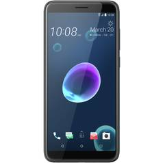 Sim Free HTC Desire 12 32GB Mobile Phone - Black
