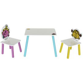 Little Miss Table & 2 Chairs