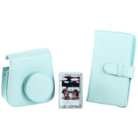 Instax Mini 9 Accessory Kit - Ice Blue