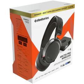 SteelSeries Arctis Pro Wireless PS4 Headset - Black