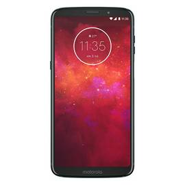 Sim Free Moto Z3 Play 32GB Mobile Phone - Deep Indigo