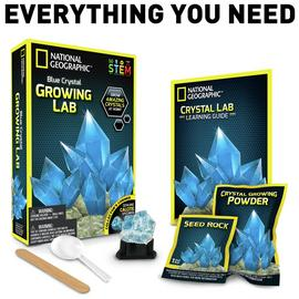 National Geographic Crystal Growing Lab Assortment