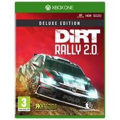 DiRT Rally 2.0 Deluxe Edition Xbox One Pre-Order Game