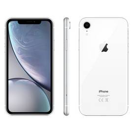 Sim Free iPhone XR 64GB Mobile Phone - White