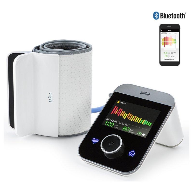 Braun Activscan 9 Blood Pressure Monitor from Argos