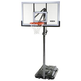 Lifetime Adjustable 54 Inch Portable Basketball Hoop