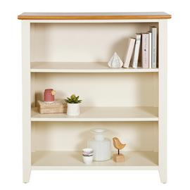 Argos Home Highbury Bookcase - Two Tone
