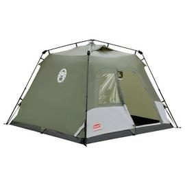 Coleman Instant Tourer 4 Man 1 Room Dome Camping Tent
