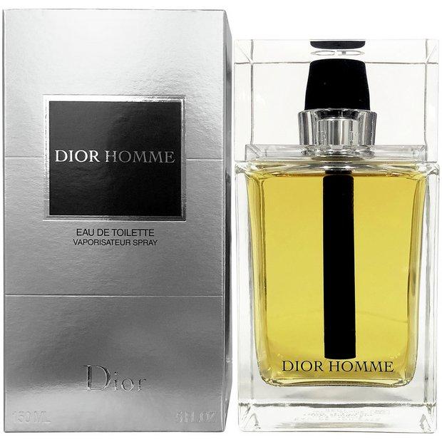 Buy Dior Homme Eau De Toilette 150ml   Men s fragrance   Argos 62780e4c30f5