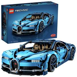 LEGO Technic Bugatti Chiron Collector Model Car - 42083