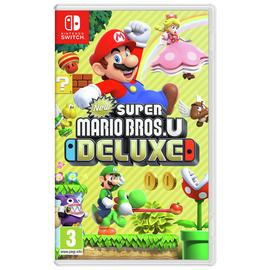 Super Mario Bros.U Deluxe Nintendo Switch Game