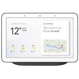 Google Nest Hub Smart Display - Charcoal
