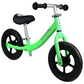Ace of Play Balance Bike - Green