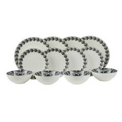 6e7cf6c77ef4 Argos Home 12 Piece Stockholm Dinner Set