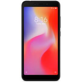 SIM Free Xiaomi Redmi 6 Mobile Phone - Black