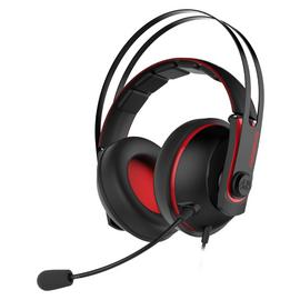 Asus Cerberus V2 PC Gaming Headset - Red