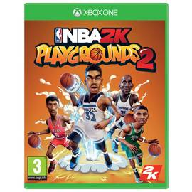 NBA Playgrounds 2 Xbox One Game