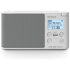 Sony XDR - S41D Portable DAB Radio - White