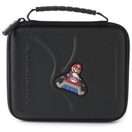 BigBen Nintendo 3DS and 2DS XL Mario Travel Case - Black