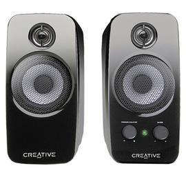 Creative Inspire T10 2.0 Speakers - Black