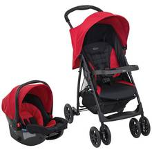 Graco Mirage Travel System - Chili Spice