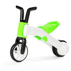 Chillafish Bunzi Lime 2 in 1 Gradual Balance Bike