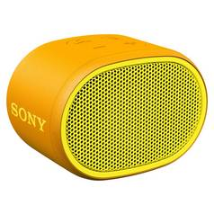 Sony SRS - XB01 Compact Wireless Speaker - Yellow