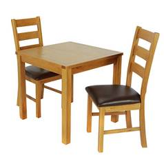 d1a530cda02 Argos Home Ashwell Dining Table   2 Farmhouse Chairs