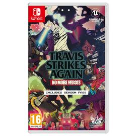 Travis Strikes Again: No More Heroes Nintendo Switch Game