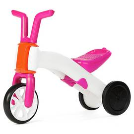 Chillafish Bunzi Pink 2 in 1 Gradual Balance Bike