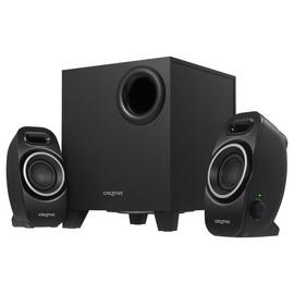 Creative A250 2.1 PC Speakers - Black