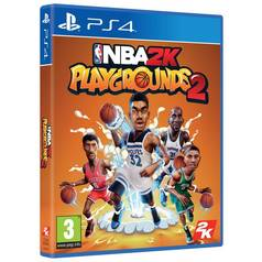 NBA Playgrounds PS4 Game