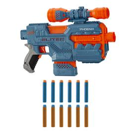 Nerf Elite 2.0 Phoenix CS-6 Motorised Blaster