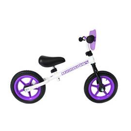 Muddypaws 12 Inch Balance Bike - White