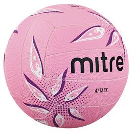 Mitre Attack Netball - Pink