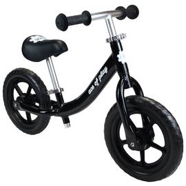 Ace of Play Balance Bike - Black