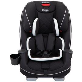 Graco Slimfit LX Group 0/1/ 2/ 3 Car Seat - Mid Black